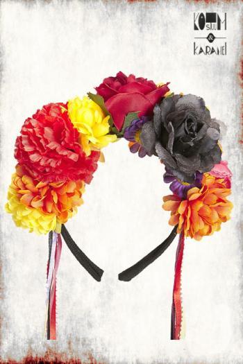 Diadeem Day of the Death Multicolor