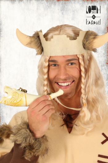 Vikinghoorn Plastiek