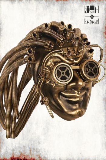 Masker Steampunk Friendly