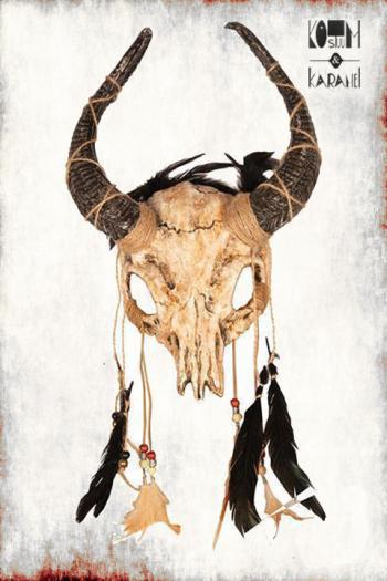 Skull Hoge Priester