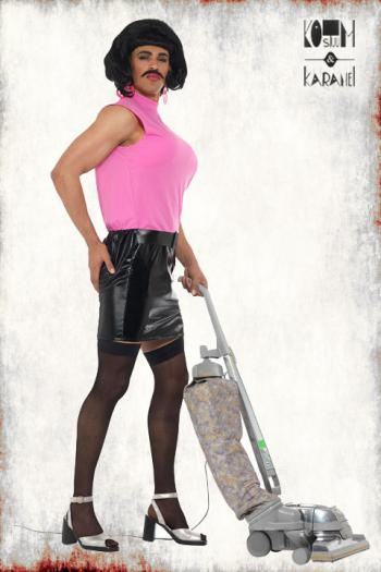 Break Free Housewife Outfit