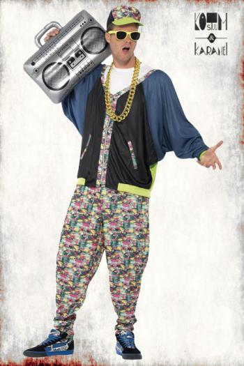 80s Rapper Outfit