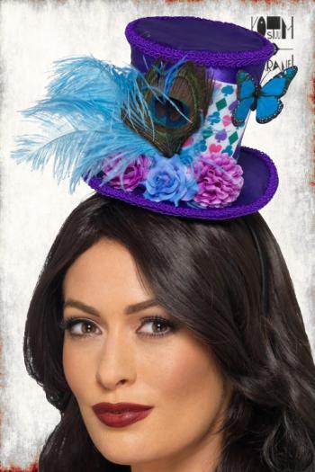 Mini Mad hatter hoed dames