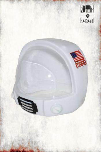 Helm Astronaut Plastiek