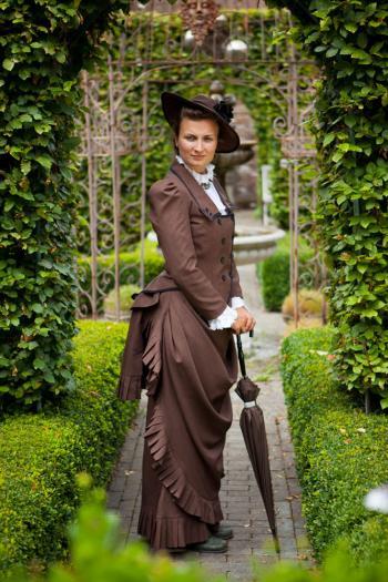 Victoriaanse Dame Johanna