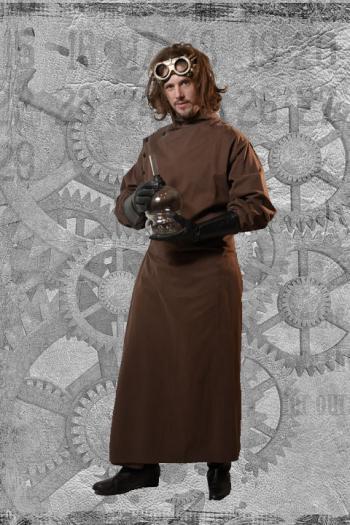 Steampunk Professor Steambomb