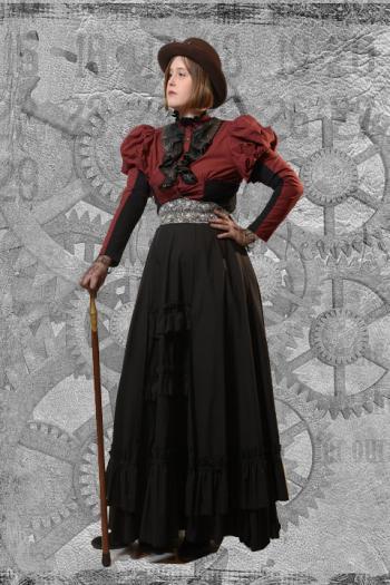 Steampunk Miss Emmerson