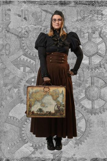 Steampunk Judith