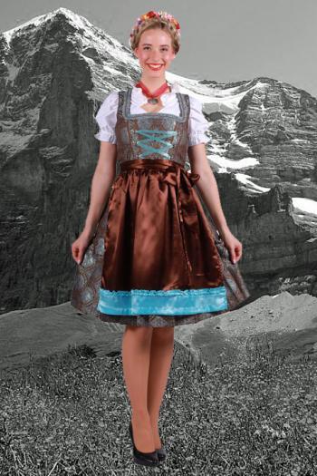 Kleedje Tirol Anna