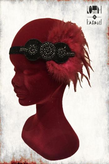 Charleston Haarband