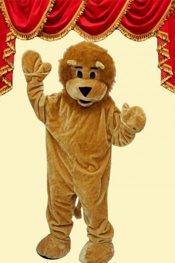 Kostuum Leeuw
