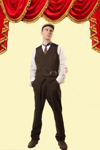 Peaky Blinders Kostuum Tommy