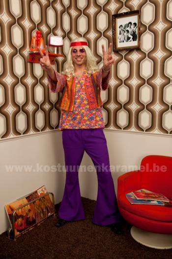 Funky hippie