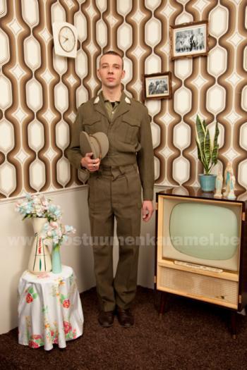Leger uniform
