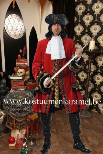 Piraat Red Skull