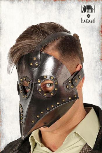 masker de pest