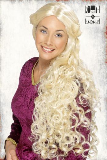 Pruik Jonkvrouw Blond