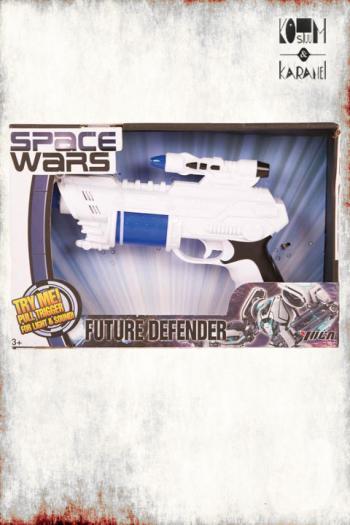 Spacegun Medium Plastic