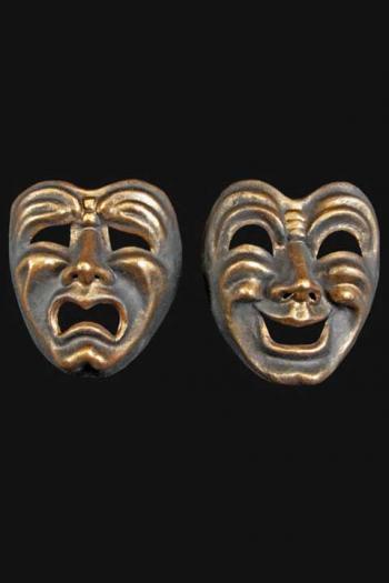 Venetiaans Masker Commedie en Tragedie