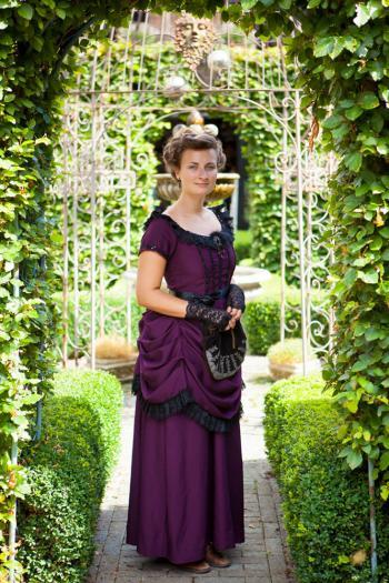 Victoriaanse Dame Emilie