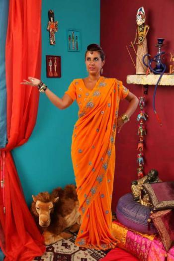Saree Chandani