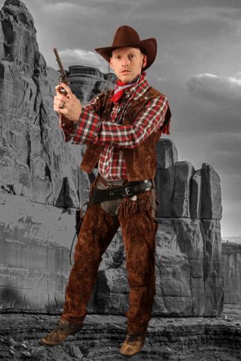 """Cowboy """"Luke"""""""