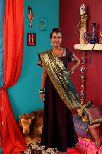 Saree Kalika