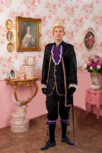Barok Kostuum Heren