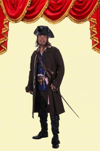 Kostuum Jack Sparrow