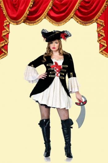 Piraatje Black