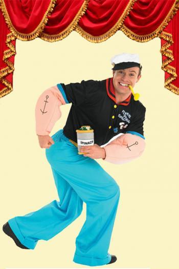 Kostuum Popeye