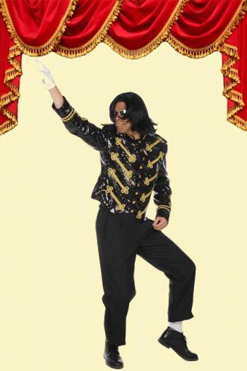 Kostuum Michael Jackson