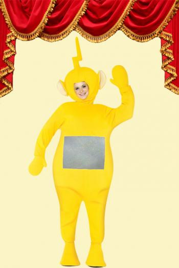 Teletubbie Kostuum Laa Laa