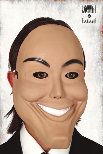 Masker Moordenaar Plastic
