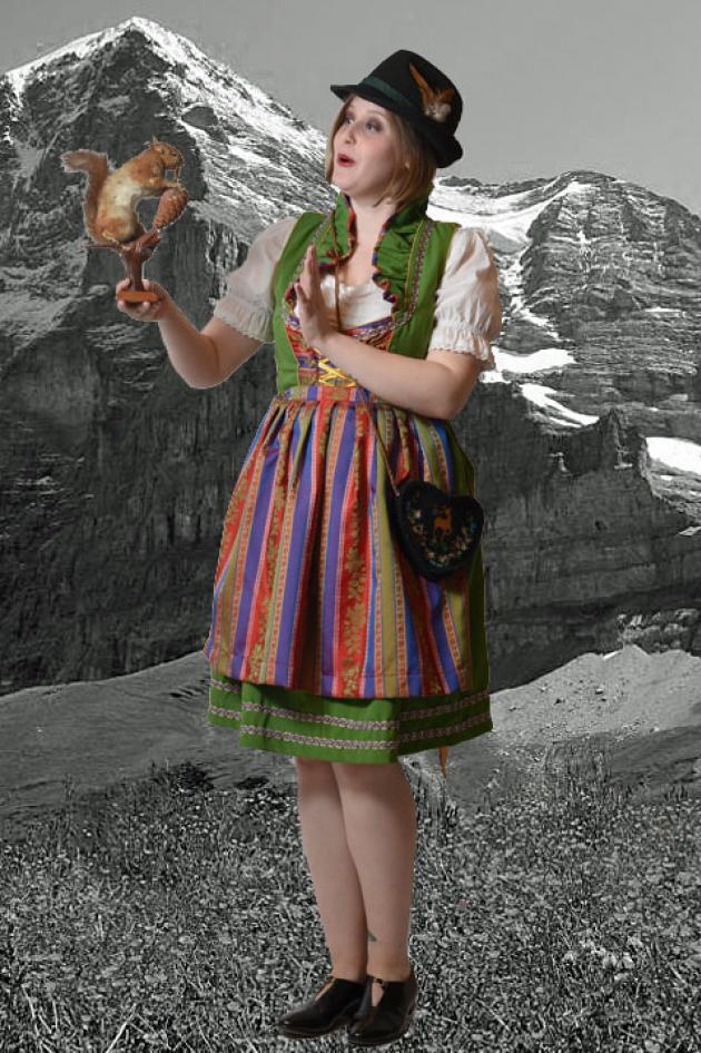 Oktoberfest Kleedje Brigita