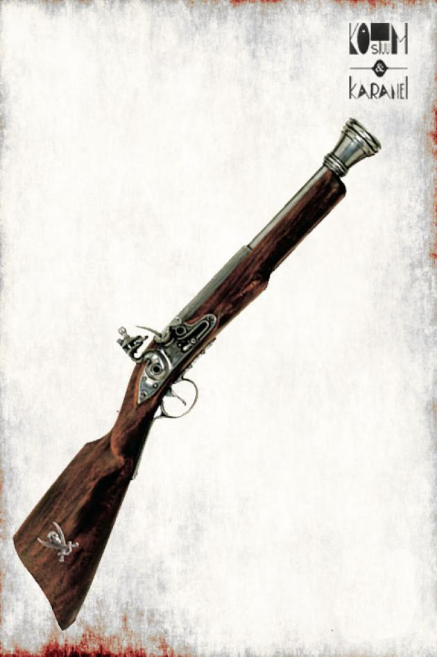 Piraat Blunderbuss