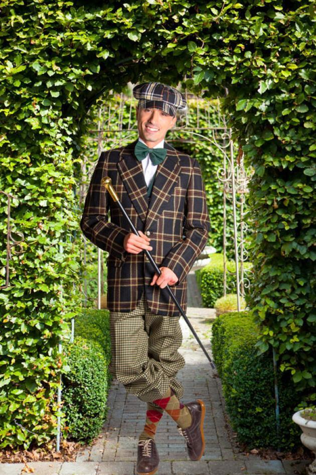 Roaring twenties Outfit Victor