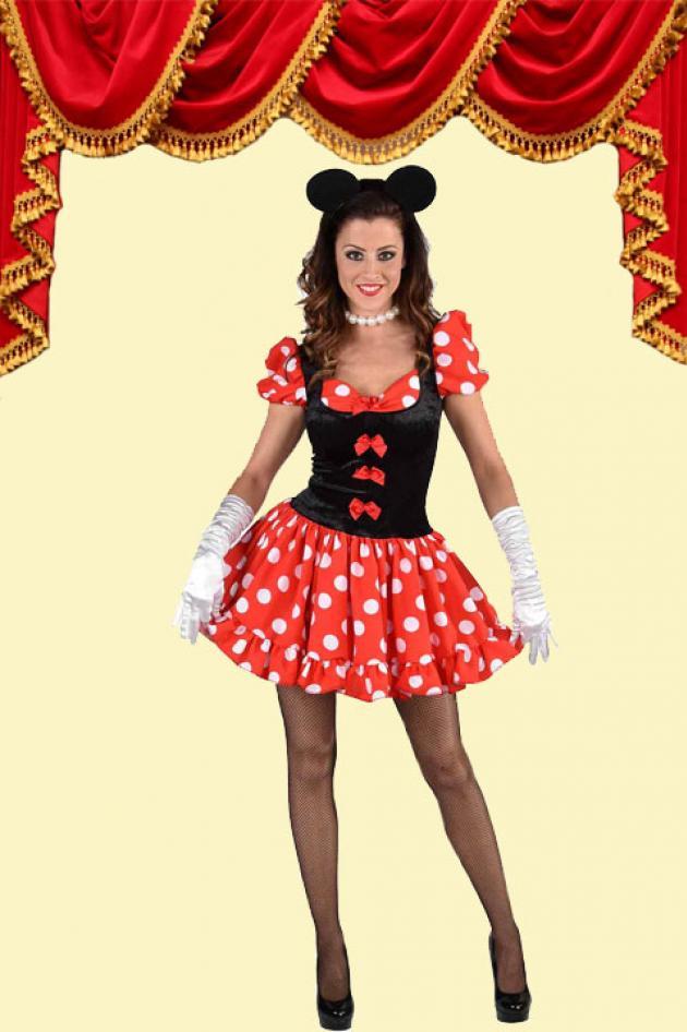 Minnie Kostuum