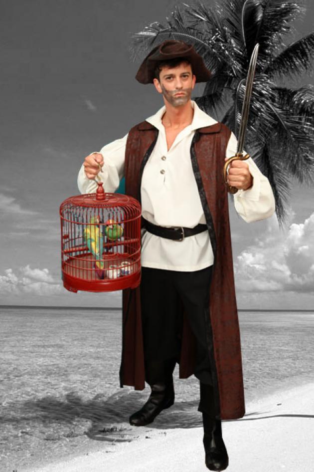Piraat Crazy Joe