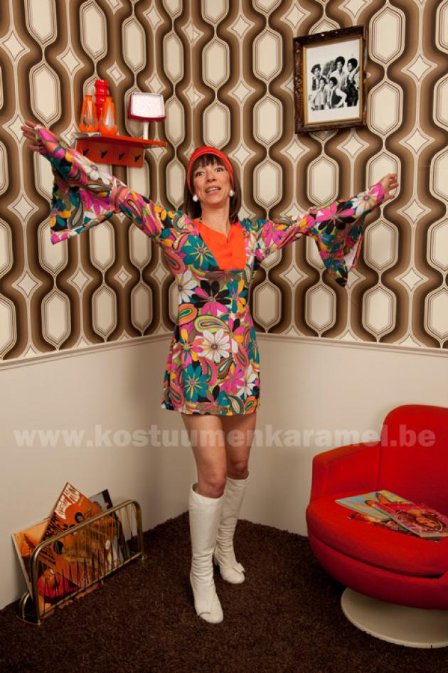 Disco outfit Fanny