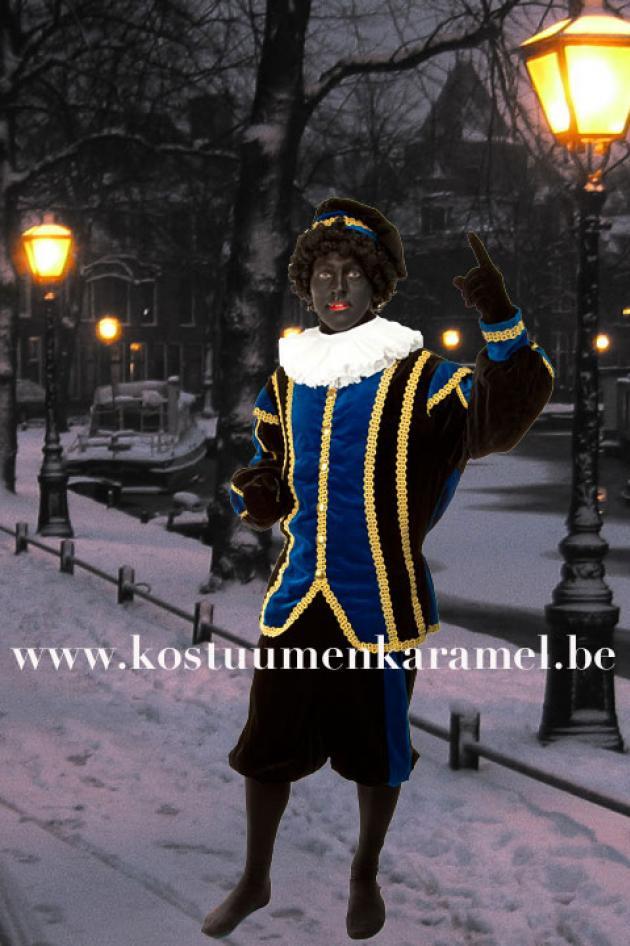 Zwarte Piet Pak Luxe