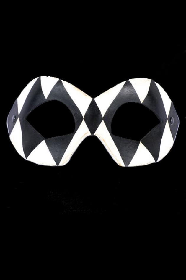 Masker Harlekino
