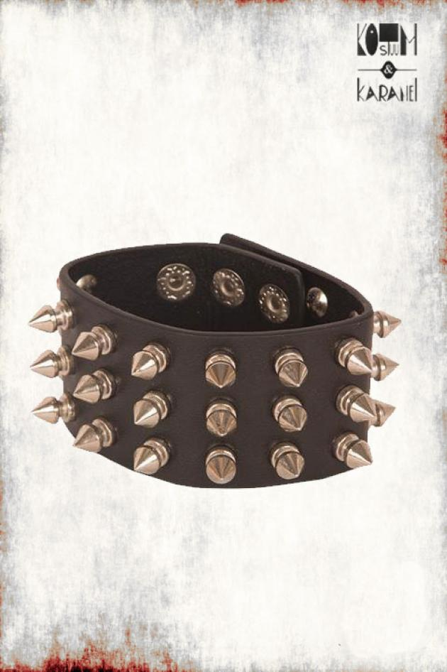 Punk Armband spikes