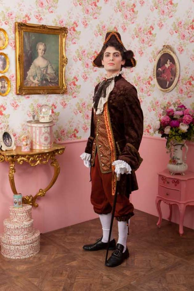 Venetiaanse Outfit Man
