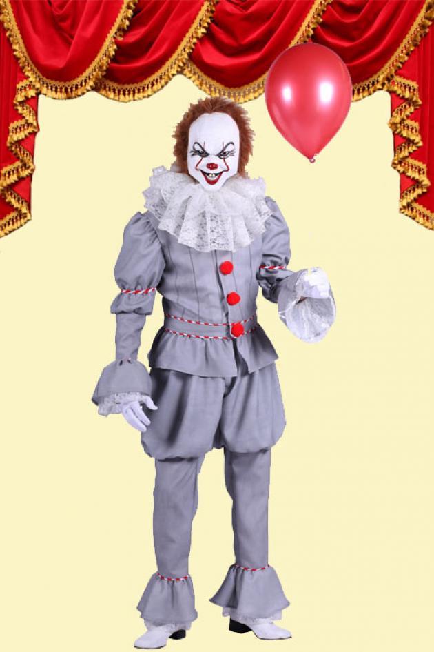 Vintage Horror Clown