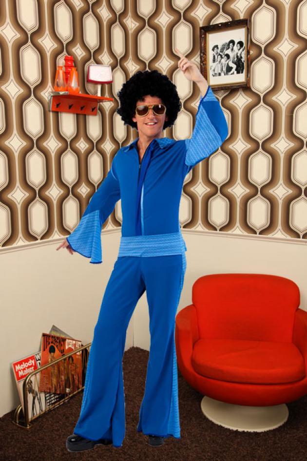 Disco Jumpsuit Dean