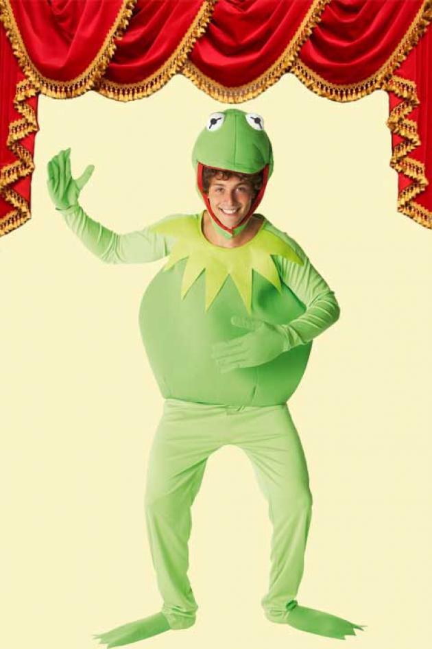 Kermit Kostuum