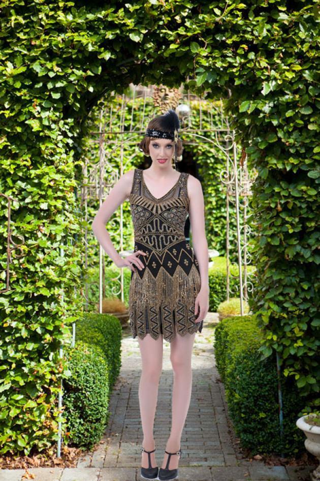 Razzle Dazzle Dress Annette