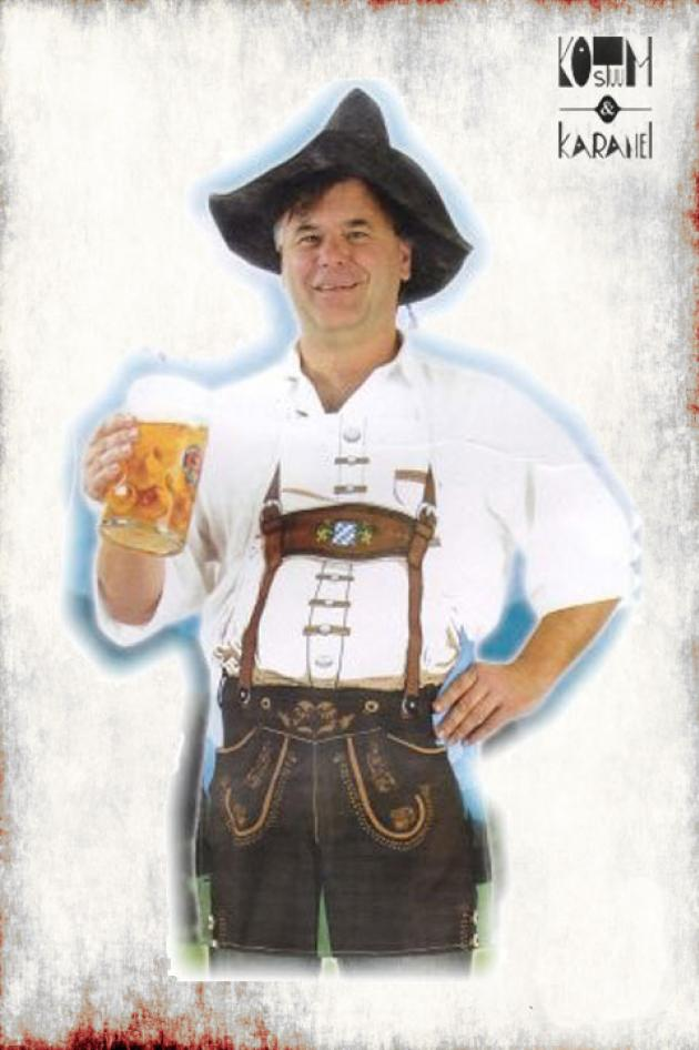 Schort Oktoberfest Heer
