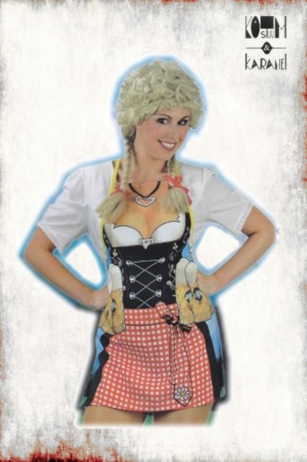 Schort Oktoberfest Dame